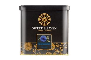 Earl Grey with Blue Flowers 200 g